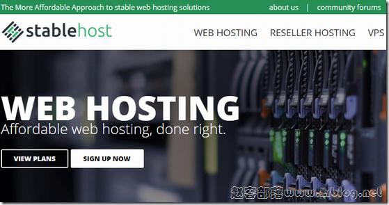 StableHost:$10/月OpenVZ-1GB/40GB/2TB 凤凰城&芝加哥&荷兰