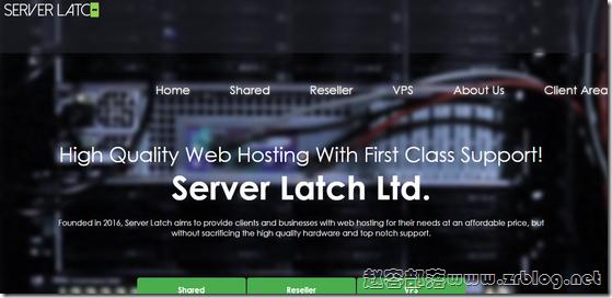 serverlatch