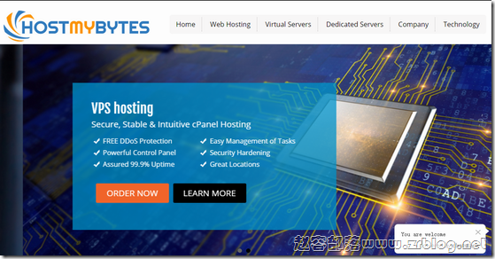HostMyBytes:$19/年OpenVZ-1GB/50GB/2.5TB 加拿大