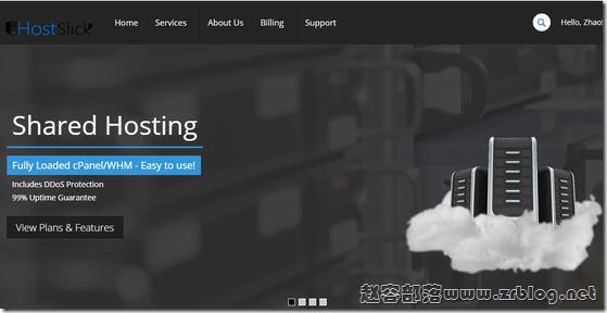 HostSlick:$13.99/年OpenVZ-512MB/20GB/250GB/荷兰(高防)