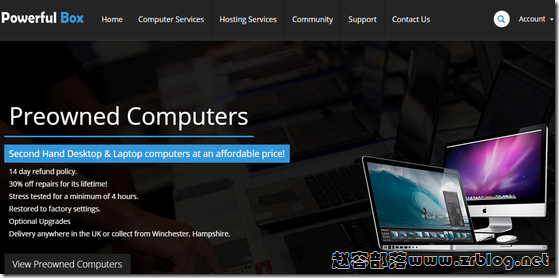 PowerfulBox:£3/月KVM-2GB/10G SSD/3TB 法国