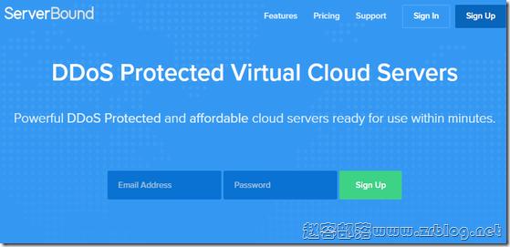 ServerBound:$5/月KVM-512MB/20G SSD/15TB 纽约