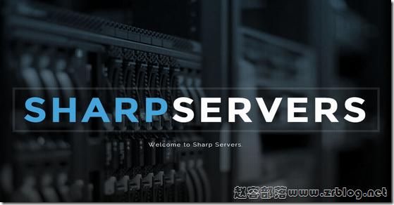 SharpServers:$15/年OpenVZ-256MB/5G SSD/无限 法国