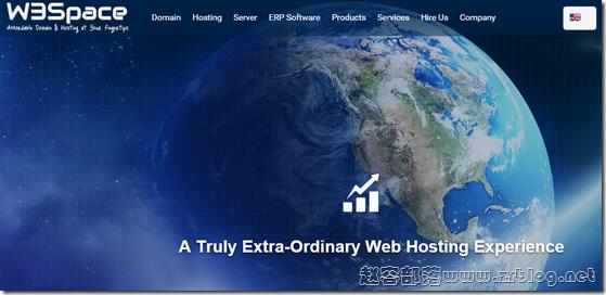 W3Space:$15/年OpenVZ-512MB/8GB/500GB 洛杉矶