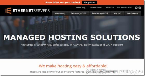 EtherNetservers:$12/年OpenVZ-512MB/10GB/250GB 洛杉矶