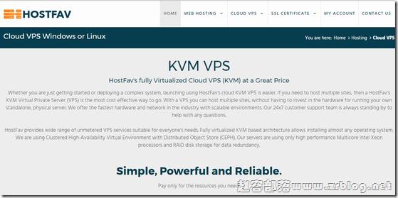 HostFav:$5.6/月KVM-2GB/20GB/1TB 弗里蒙特