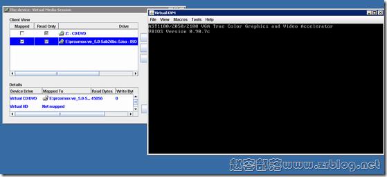 Proxmox VE安装和KVM开设教程
