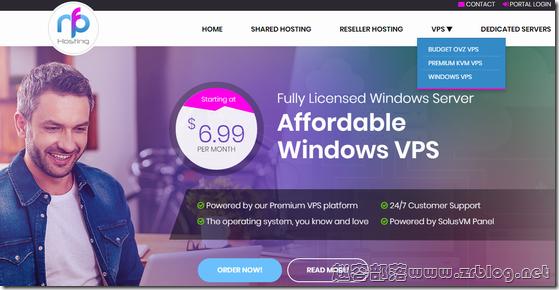 NFPHosting:$6/年OpenVZ-512MB/10GB/2TB 洛杉矶