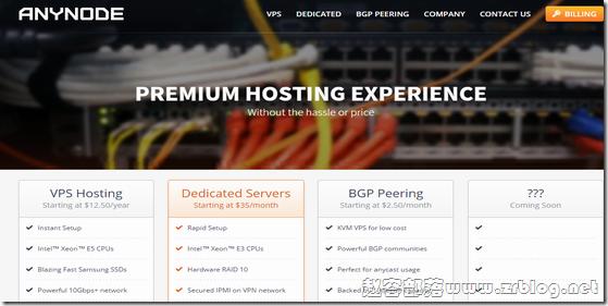 [黑五]Anynode:$8/年KVM-512MB/10G SSD/1TB/拉斯维加斯