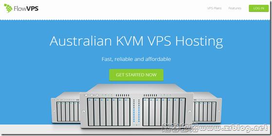 FlowVPS:$6.88/月KVM-4GB/30GB/750GB 澳大利亚