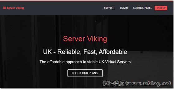 ServerViking:£4.99/月KVM-2GB/200GB/2TB 英国