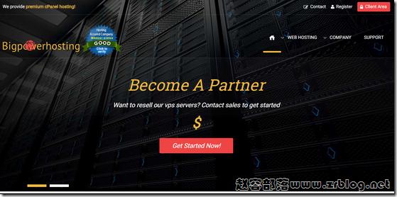 Bigpowerhosting:$2.25/月KVM-512MB/20G SSD/2TB 洛杉矶&纽约