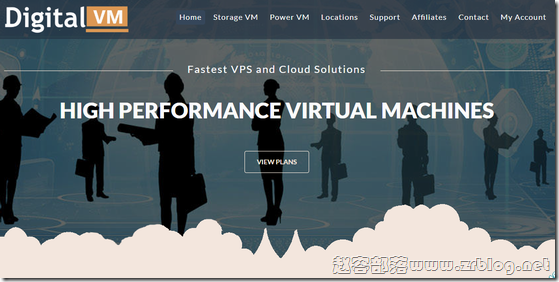 Digital-vm:$2.8/月KVM-512MB/30G SSD/5TB/洛杉矶/荷兰/英国/日本/新加坡等