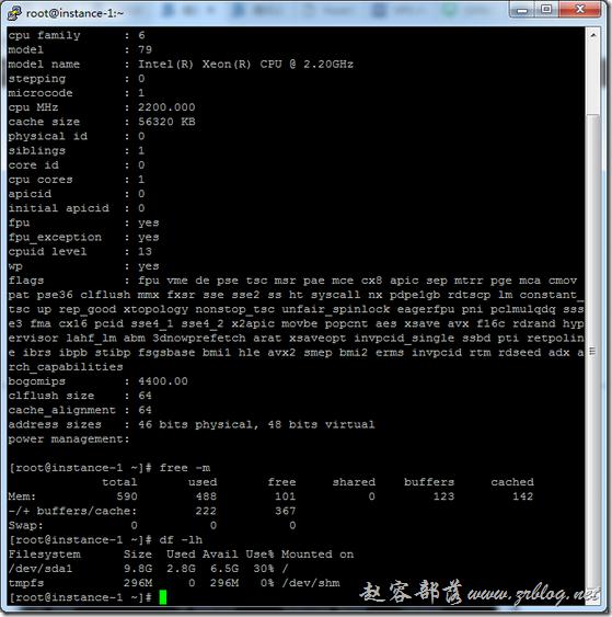 谷歌(GCP)台湾云服务器简单测试