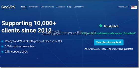 ONEVPS:首月5折/日本&新加坡1G无限流量KVM架构5美元起