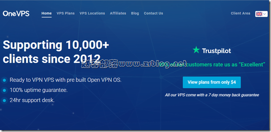 ONEVPS:$4/月KVM-512MB/20G SSD/1G无限流量/洛杉矶(日本/新加坡可选)