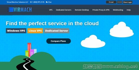 VirMach:$7.5/年KVM-384MB/10GB/500GB/多个机房