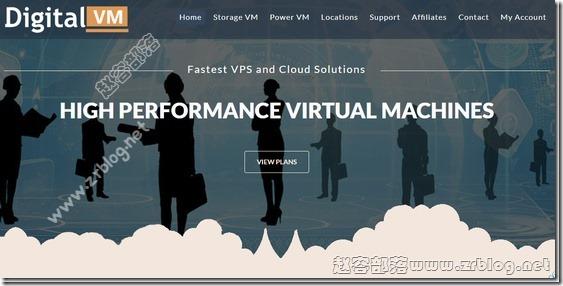 Digital-vm七折:8机房1-10G端口大流量KVM月付2.8美元年付28美元起