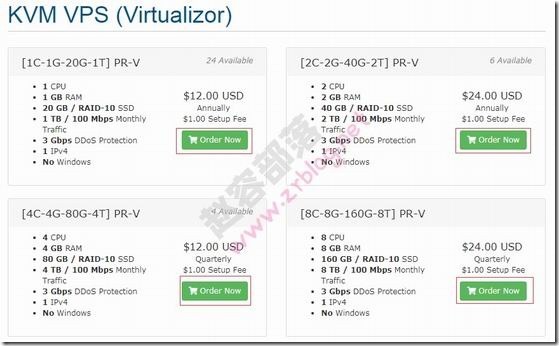 PacificRack新面板KVM购买及VPS登录面板管理
