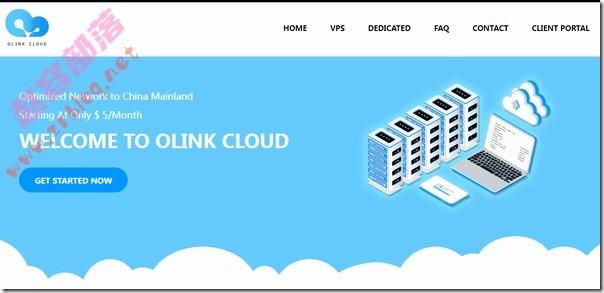 OlinkCloud:圣何塞独立服务器6折月付71.4美元起,三网AS9929线路