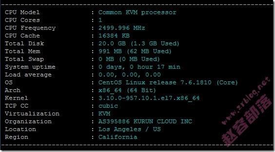傲游主机洛杉矶联通AS9929线路VPS简单测试