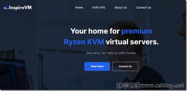 InspireVM:$2/月KVM-512MB/7G NVme/512GB/芝加哥机房