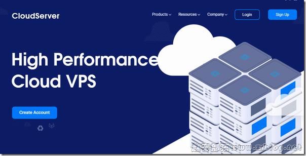 CloudServer:$4/月KVM-2GB/50GB/5TB/三个数据中心