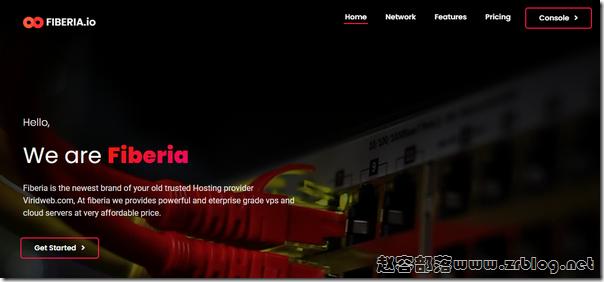 Fiberia.io:$2.9/月KVM-4GB/50GB/2TB/荷兰机房